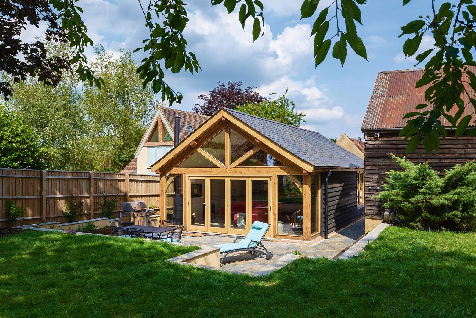 Hollybush Cottage - Rear - After